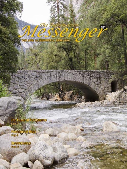The Reformation Messenger - June 2016