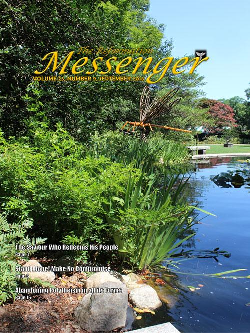 The Reformation Messenger - September 2016