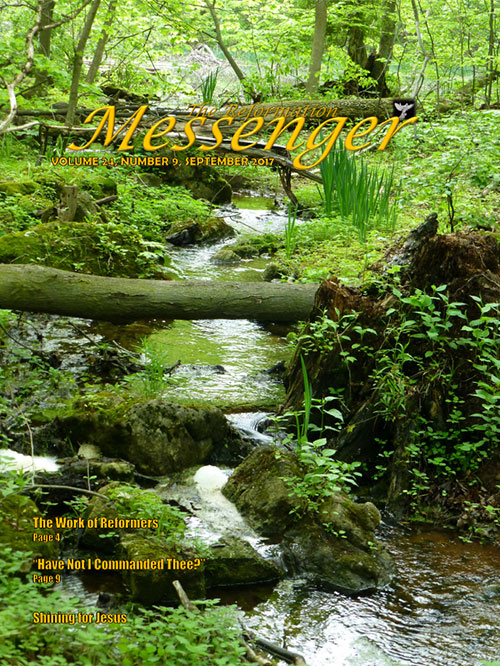 The Reformation Messenger - September 2017
