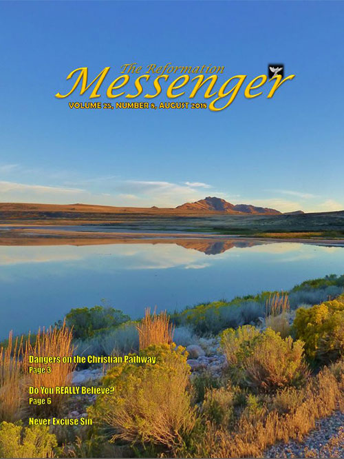 The Reformation Messenger - August 2018