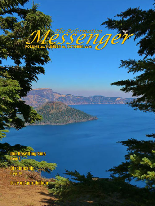 The Reformation Messenger - October 2018