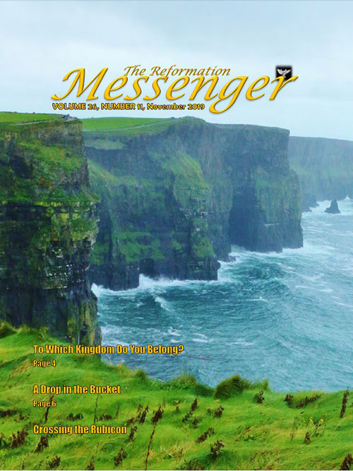The Reformation Messenger - November 2019