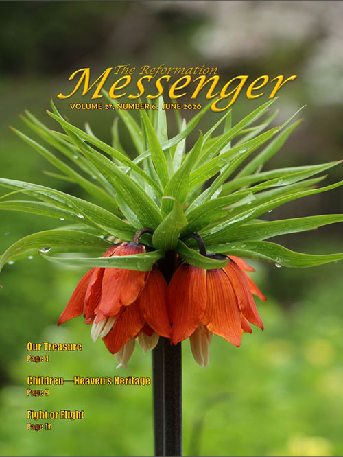 The Reformation Messenger - June 2020
